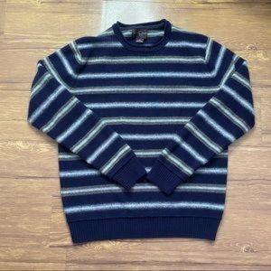 Black Brown Sweater Size Large